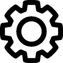 無料ベクトルのアイコンの最大のデータベース歯車荷重無料アイコン